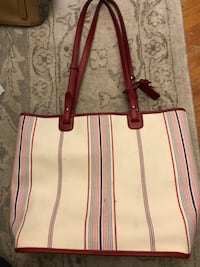 Ralph Lauren Purse with real leather