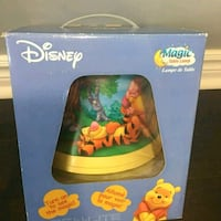 New Winnie The Pooh Magic Table Lamp Oakville, L6H 5Z9