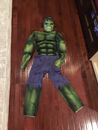Kids Incredible Hulk costume Ashburn, 20147