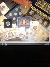 Money Collection All With Authenticity Bundle Package Columbus, 43110