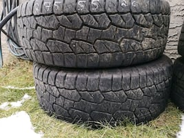 275/55R20 Hankook Dynapro Pair of 2