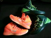 Green hyperdunk 12 orange hyper disruptor sz 11.5 St. Louis, 63116