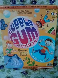 Bubble Gum Making Kit