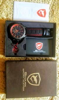 *BRAND NEW* beautiful Shark Sports Watch Falls Church, 22042