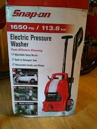 Snap on electric power washer Council Bluffs, 51501