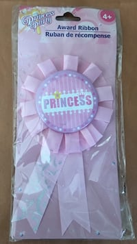 PRINCESS PARTY RIBBON