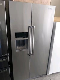 Kitchen Aid Side by Side Refrigerator Counter Depth