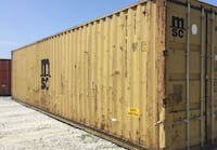 Wind & Water Tight, Cargo Worthy and 1 Trip/New Containers for Sale.
