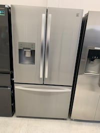white side by side refrigerator with dispenser Los Angeles, 90001