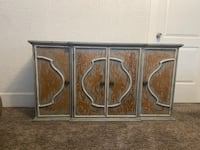 Home Goods Side Buffet Table/ Console