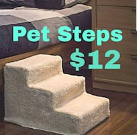 Small pet steps. Camarillo, 93012