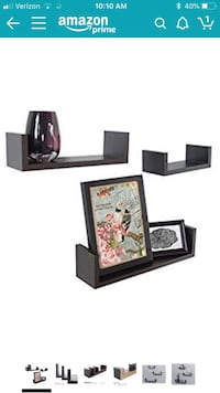 black wooden framed wall mirror New Hartford, 06057