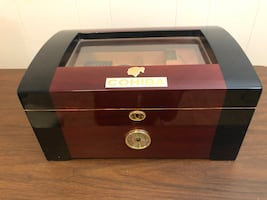 One of a kind humidor