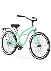 Mint Green cruiser bicycle Herndon, 20170