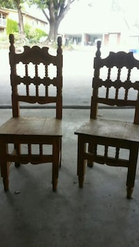 folk art chairs Coquitlam, V3K 6E8