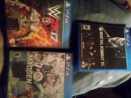 ps4Console game