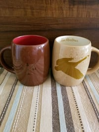 Tim Horton's limited edition mugs Whitby, L1P 1A2