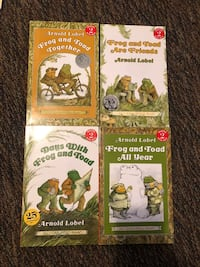 Frog and Toad Books Toronto, M9N