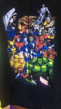 Brand New Collectible Marvel Full-Zip Hoodie Toronto, M1L 4R3