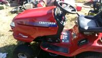 Craftsman riding lawn mower Tuttle, 73089