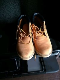Timberlands size 4 College Park, 20740
