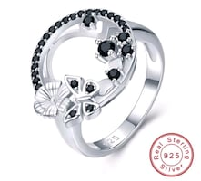 CUTE 3.8g 925 STERLING SILVER RING