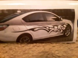 Car or truck graphics
