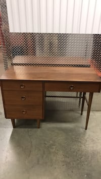 Wooden desk 46 inches wide, 18 inches deep, 31 inches tall Rockville, 20850