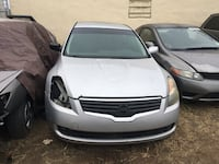 2007 NISSAN ALTIMA PARTS ONLY