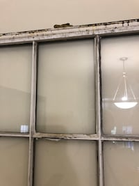 two white wooden framed glass window Arlington, 22204