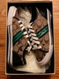 Coach sneakers Size:6  New York, 10034