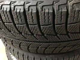 Michelin snow tires