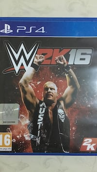 WWE 2K16 Ps4 Gaziemir, 35410