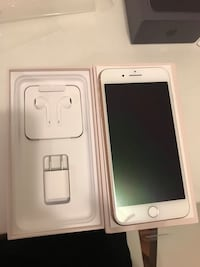 Brand new Iphone 8 plus 64gb pink at&t unlocked  Gainesville, 32605