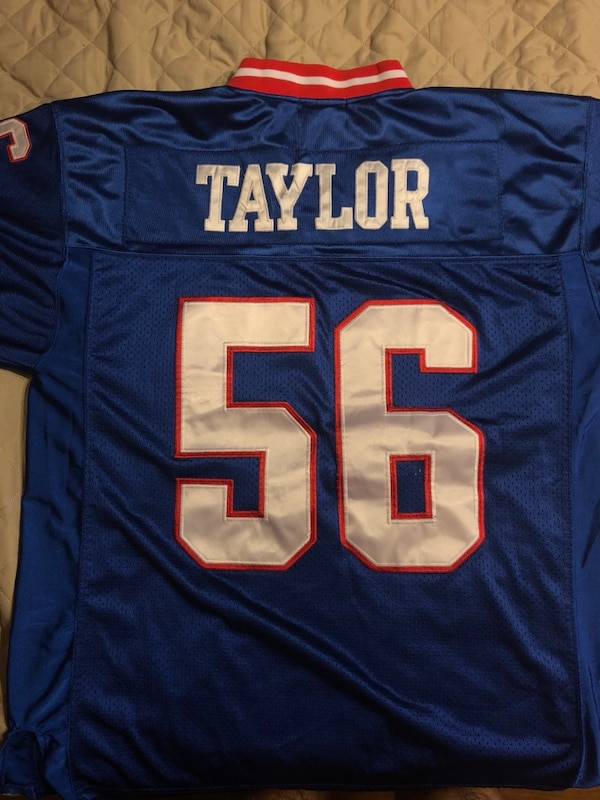 Used Lawrence Taylor Jersey for sale in New York - letgo 32a3ba2c6
