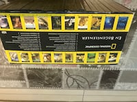 National geographic vcd set 20 cd