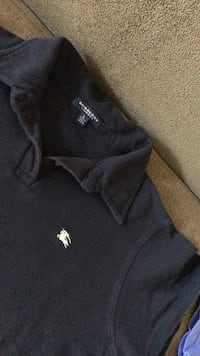 black and white Ralph Lauren pullover hoodie Gainesville, 20155