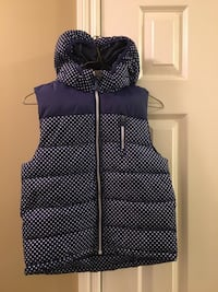 H&M Sport Hooded Down Filled Vest For Sale - Brand New! 2463 km