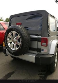 Jeep soft top  Sterling