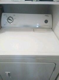 white front-load clothes dryer Sharon, 38255