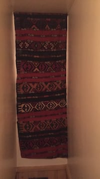 Red, black and brown runner rug Park Forest, 60466