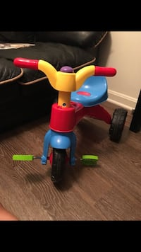 New !! Toddler trike