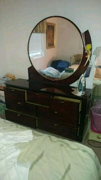 Dresser storage with mirror included Brookeville, 20833