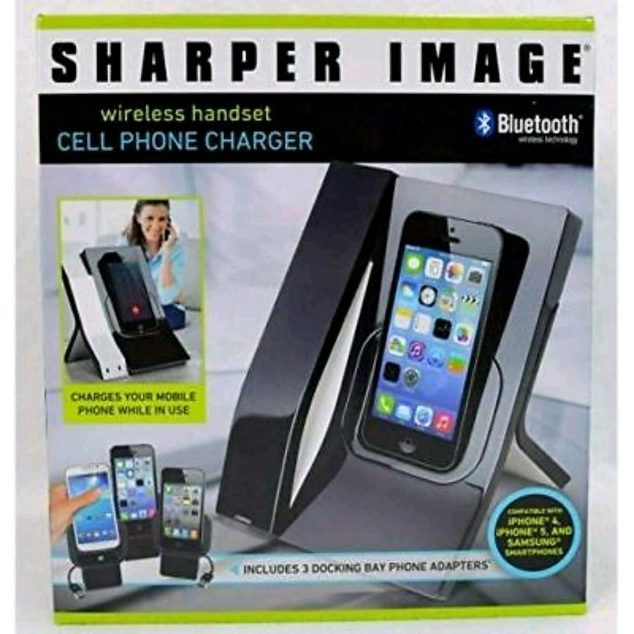 Wireless Handphone Cell phone Charger