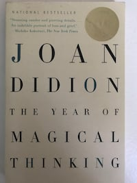 Book - 'The Year Of Magical Thinking' by Joan Didion  Markham, L3P 2Z8