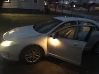 2012 Ford Fusion V6 Sport Akron