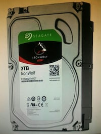 "???? Новый 3000Gb 3tb hdd 3,5"" Seagate IronWolf новы Ufa"