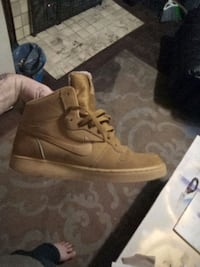 Peanut butter brown Nikes