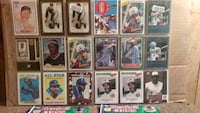 assorted baseball trading card collection Baltimore