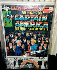8 What If ... Collectible Marvel Comics Calgary, T2C 2Z8